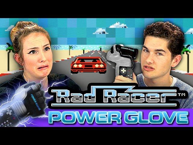 RAD RACER (NES) (Teens React: Retro Gaming)