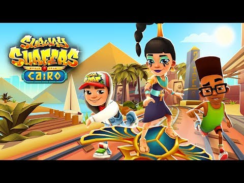 Subway Surfers World Tour 2017 - Cairo