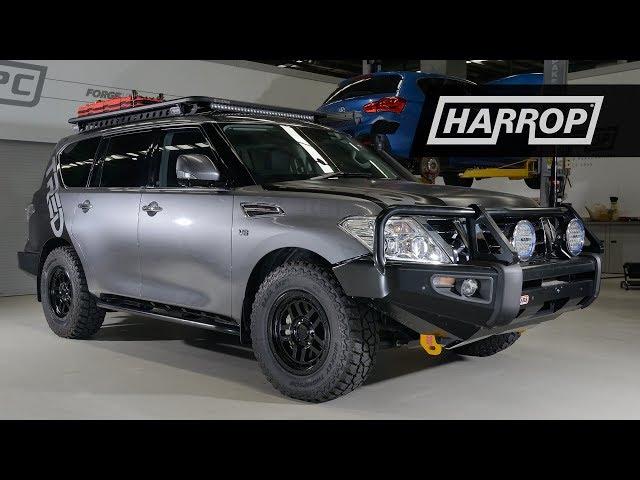 Nissan VK56 V8 | Harrop Supercharger Kit Technical Review