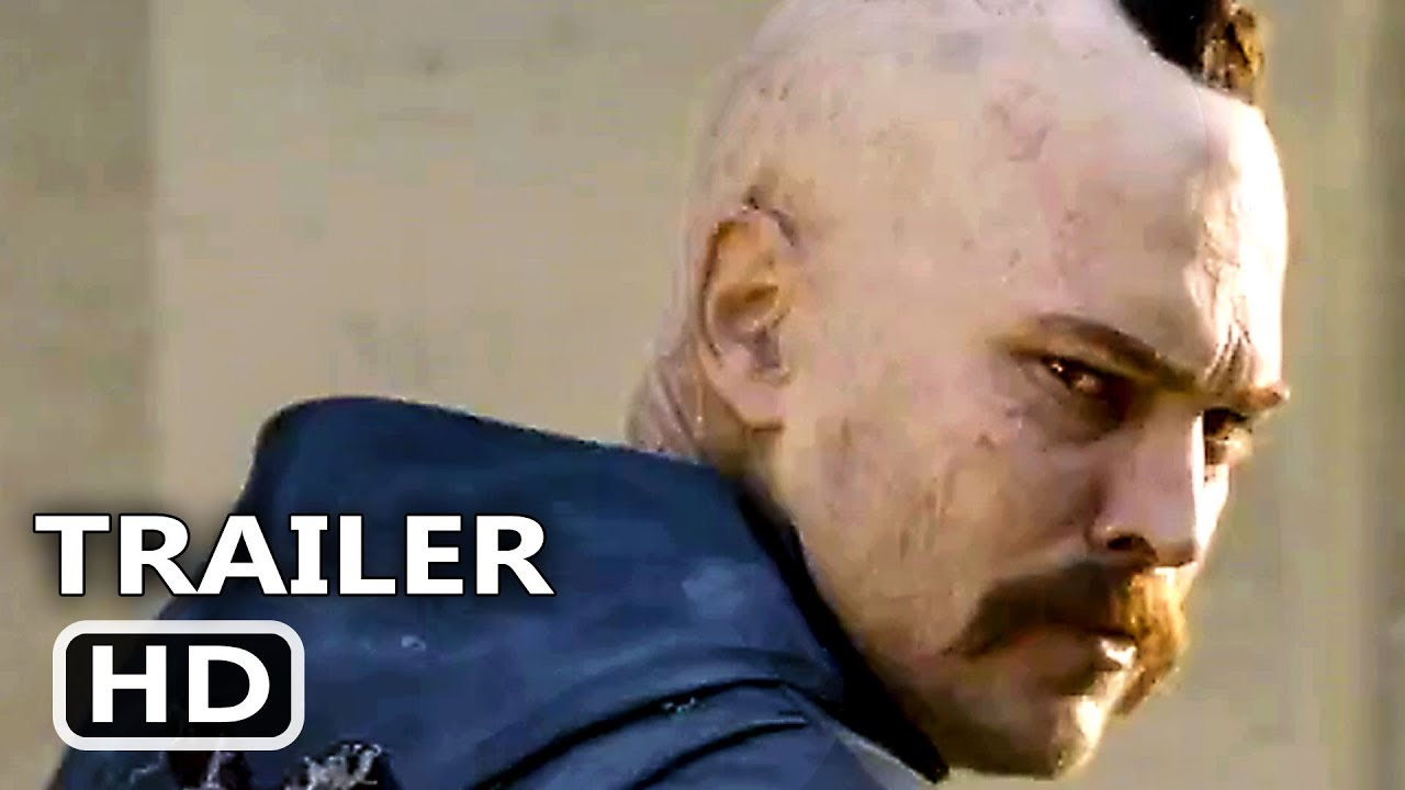 THE PROTECTOR Official Trailer (NEW 2018) Netflix Series HD
