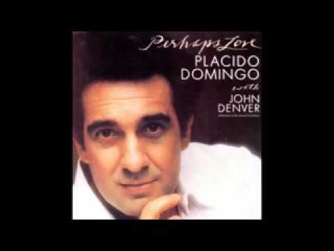 placido domingo - yesterday