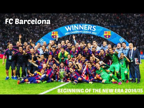 FC Barcelona - Beginning Of The New Era | MOVIE 2014/15 (HD)