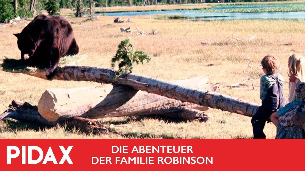 die abenteuer der familie robinson