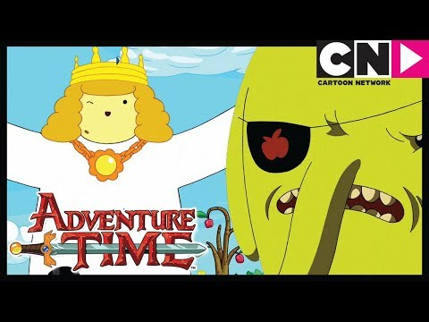 Adventure Time  Ring of Fire  Cartoon Network