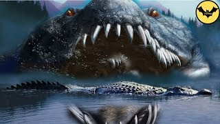 5 Prehistoric Creatures With The Most Powerful Bite Force.