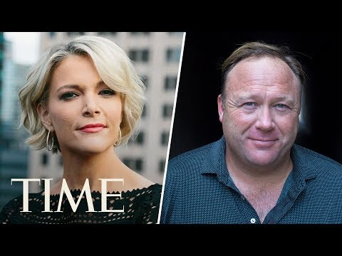 Alex Jones Leaks Megyn Kelly Tape And Now He's Threatening To Post The Full Interview | TIME