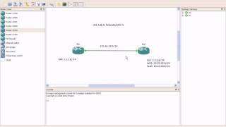 access control list acl lab 5 part 1 extended acl