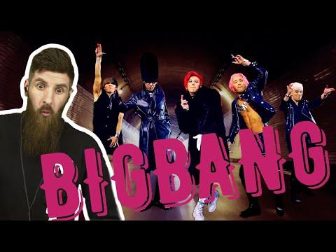 Реакция на BIGBANG - BANG BANG BANG (MV) k-pop к-поп
