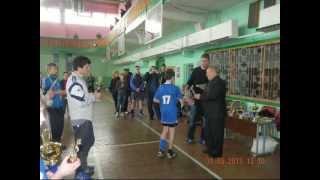 Чемпионат Украины по гандболу среди юношей  2000 г.р. Мелитополь