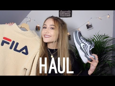 HAUL •FILA,NIKE,CHAMPION