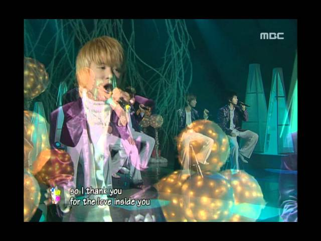 TVXQ - Thanks to, 동방신기 - 땡스 투, Music Camp 20050115