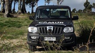 Prueba Mahindra Pik-Up 4X4 - Análisis exterior (Parte: 2/2)