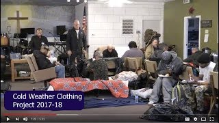 Cold Weather Clothing Project 2017-2018