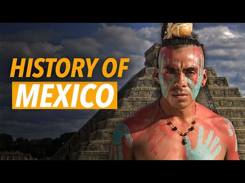 History of Mexico in 8 Minutes