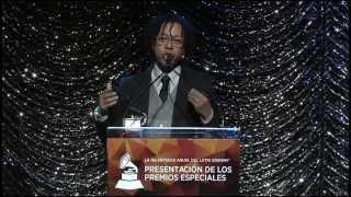 Djavan: Premiação Latin Grammy 2015