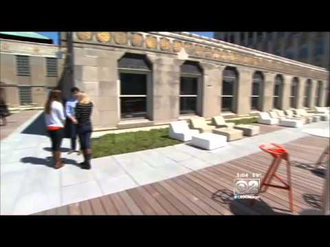 Motorola Shows Off New Merchandise Mart HQ