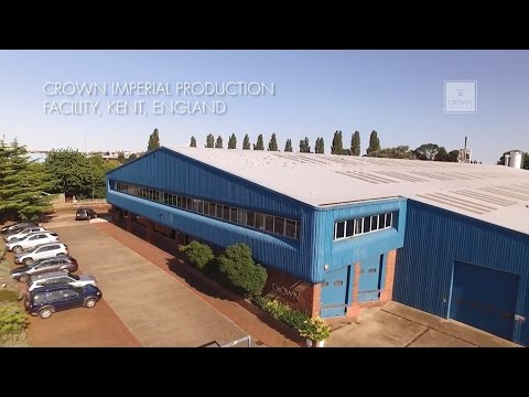 Crown Imperial Kitchens production facility in Kent