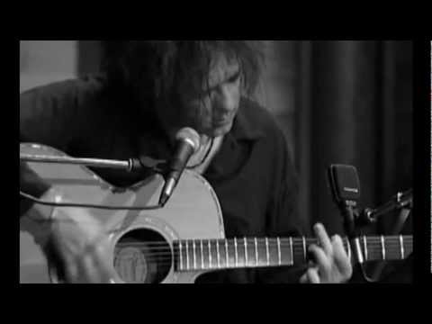 Forest (acoustic/unplugged)- The Cure