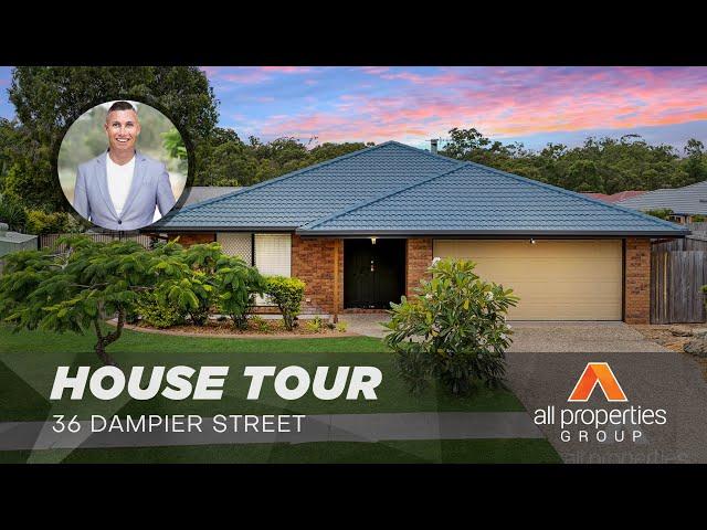 36 Dampier Crescent, Drewvale | House Tour | Chris Gilmour