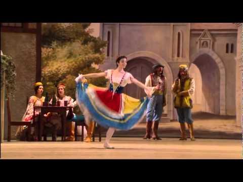 Johannes Brahms: Hungarian Dance No. 5 in G Minor, Allegro