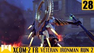 XCOM 2 FR – 2ème Partie Vétéran Ironman – 28 – Assaut difficile sur un train ADVENT 1/2