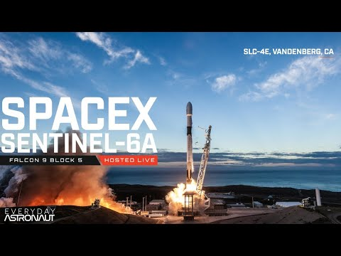 Watch SpaceX launch its Falcon 9 Rocket from Vandenberg AFB in California!
