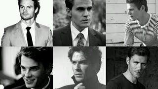 Дневники вампира топ 10 красивых парней