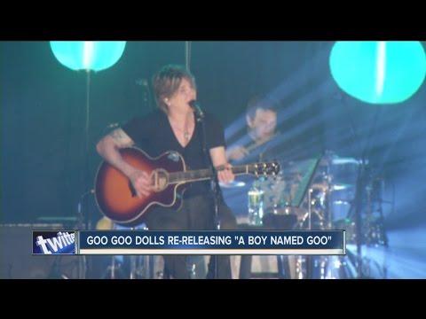 """Goo Goo Dolls re-release """"A Boy Named Goo"""""""