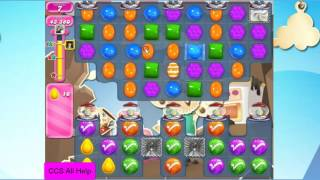 Candy Crush Saga Level 2156 16 moves NO BOOSTERS
