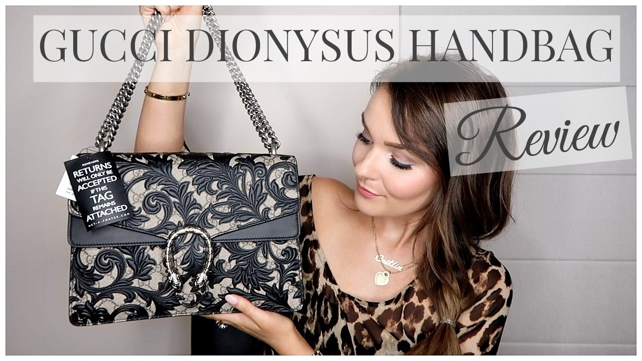 20cc64fb713980 Youtube Dionysus Gucci Bag Review | Stanford Center for Opportunity ...