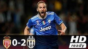 Monaco vs Juventus 0-2 Full Highlights Champions League Semifinal First leg 03/05/2017