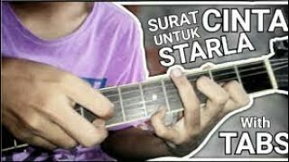belajar ukulele surat cinta untuk starla zey
