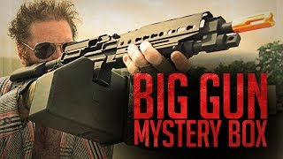 Zero To Hero : AMS BIG GUN Krytac MysteryBox on sale for only $75!!!