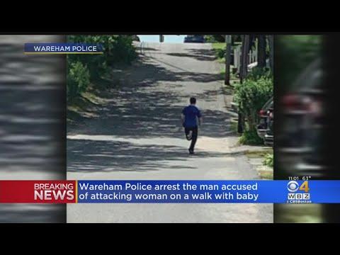 Wareham Police Arrest Man Accused Of Assaulting Woman Walking Her