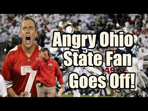 Angry Ohio State Fan Goes Off On The Radio