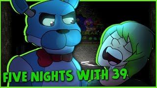 WHEN DOES IT GET FUNNY?! | FIVE NIGHTS WITH 39 | DAGames