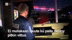 Lappeenrannan Poliisin matkassa kesällä 2012 (Poliisi-Tv:ssä 30.8.2012)
