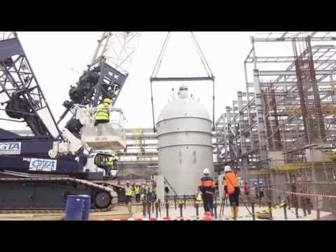 PT. Rekayasa Industri - Video Erection (Heavy Lift & Super Heavy Lift)