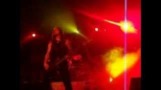Amon Amarth live in Costa Rica; Death In Fire+Siegreicher Marsch (Victorious March)