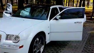 Chrysler 300C   рестайлинг 002(Аренда прокат Vip авто лимузина на свадьбу Харьков Наша компания предоставляет в прокат более 300 единиц..., 2016-02-25T09:42:24.000Z)