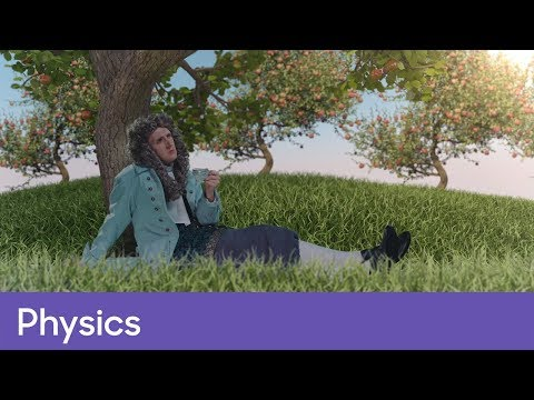 The work of Sir Isaac Newton | Primary Science - SciTube