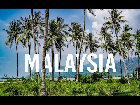 MALAYSIA Travel // Backpacking in Southeast Asia