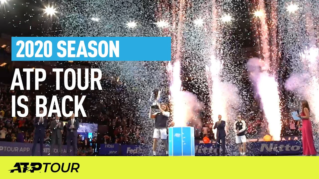 New Decade | New Rivalries | New Competitions | ATP TOUR 2020