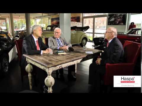 Haspa Private Banking: Oldtimer als Kapitalanlage