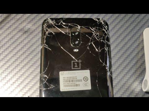 Cambio De Tapa Trasera De OnePlus 6T