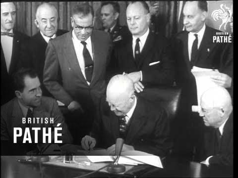Alaska Becomes 49th State (1959)