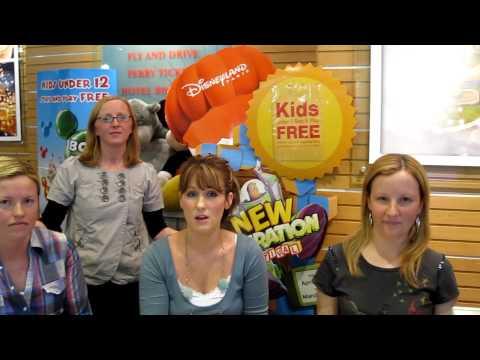 Disneyland Paris Team & Tips Abbey Travel.MOV