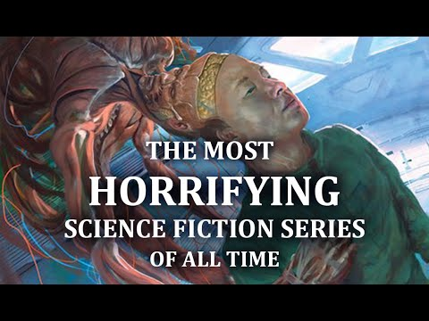 The Most Horrifying Science Fiction Series of All | The Three-Body Problem Series