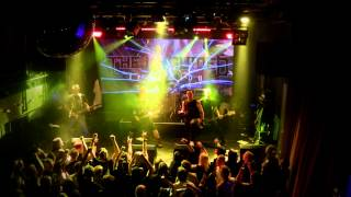 the Unguided | Eye of the Thylacine (Live at Sticky Fingers in Gothenburg, Sweden 2013)