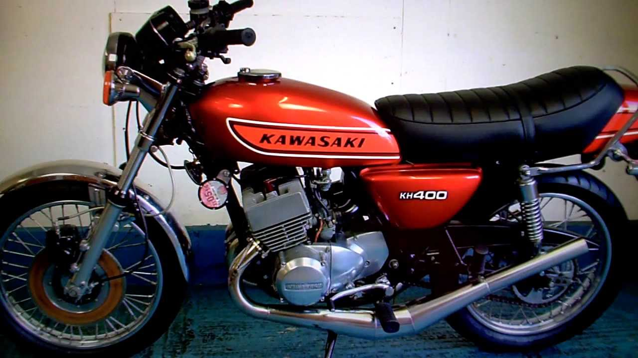Kawasaki 3 Cylinder 2 Stroke Ides Dimage De Moto Wiring Diagrams For 1969 1972 H1 Triples Kh400 S3 1970s Low Cost Delivery